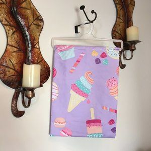 NWT Sweet Shop Shower Curtain
